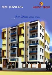 1295 sqft, 3 bhk Apartment in Builder Project Sheela Nagar, Visakhapatnam at Rs. 35.5000 Lacs