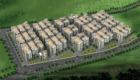 1200 sqft, 2 bhk Apartment in  Green City Heights Auto Nagar, Visakhapatnam at Rs. 37.8000 Lacs