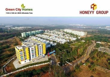 1200 sqft, 2 bhk Apartment in  Green City Homes Auto Nagar, Visakhapatnam at Rs. 37.5000 Lacs