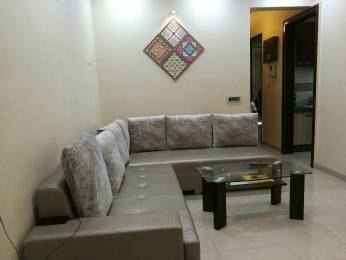 650 sqft, 1 bhk Apartment in Builder New Mrugnayan CHS Sector 20 Kharghar, Mumbai at Rs. 50.0000 Lacs