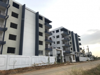 907 sqft, 1 bhk Apartment in Pushpam E Town Sarjapur, Bangalore at Rs. 27.2100 Lacs