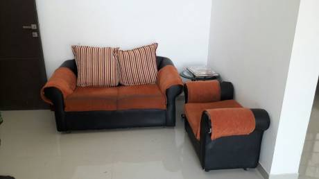 900 sqft, 2 bhk Apartment in Sai Sai Mangal Wagholi, Pune at Rs. 25000
