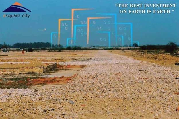 1000 sqft, Plot in E Square City Mohanlalganj, Lucknow at Rs. 9.5000 Lacs