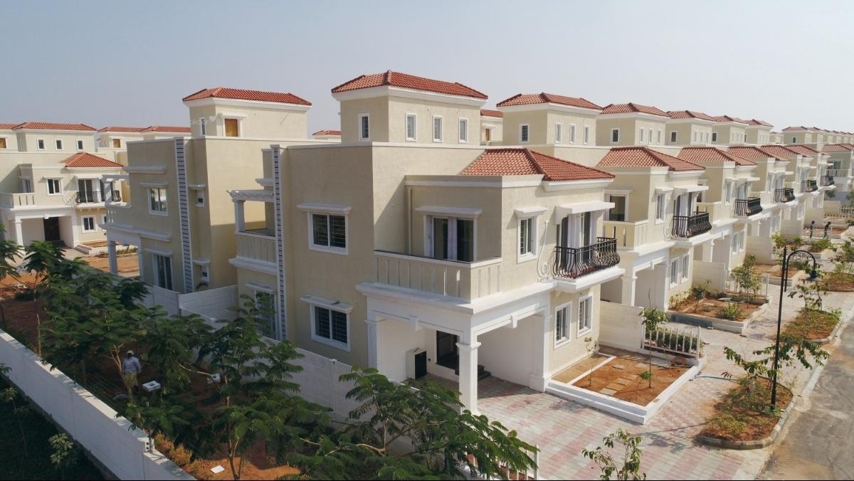 Elegant 3 BHK Independent House/Villas For Sale In Maheshwaram Hyderabad: