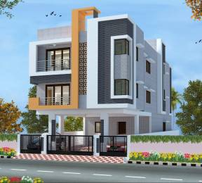 1107 sqft, 2 bhk BuilderFloor in Builder Raja Gowri Apartments Saligramam, Chennai at Rs. 96.3100 Lacs