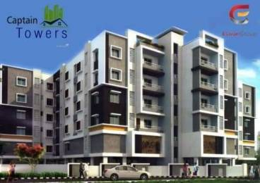 950 sqft, 2 bhk Apartment in Builder Project Seethammadhara, Visakhapatnam at Rs. 63.0000 Lacs