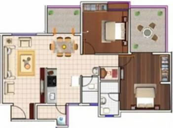 1140 sqft, 2 bhk Apartment in Siddhivinayak Echoing Greens Wakad, Pune at Rs. 65.0000 Lacs