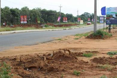 1602 sqft, Plot in Builder Sukshanthi developers Kongarkalan, Hyderabad at Rs. 31.0000 Lacs