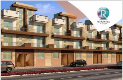 1157 sqft, 3 bhk Apartment in Renowned Lotus Sristhi Crossing Republik, Ghaziabad at Rs. 38.7595 Lacs