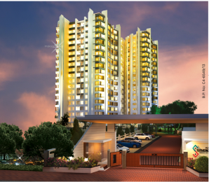 1526 sqft, 3 bhk Apartment in Skyline Synergy Cheranalloor, Kochi at Rs. 84.0000 Lacs
