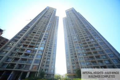 1802 sqft, 3 bhk Apartment in Radius Epitome at Imperial Heights Goregaon West, Mumbai at Rs. 68000