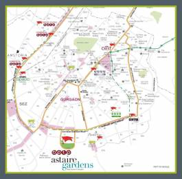 1449 sqft, Plot in BPTP Astaire Garden Plots Sector 70A, Gurgaon at Rs. 1.1100 Cr