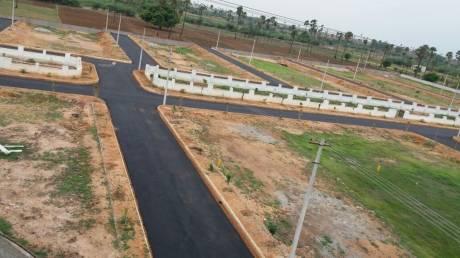 1350 sqft, Plot in Builder Project Thagarapuvalasa Bheemili Road, Visakhapatnam at Rs. 10.0000 Lacs
