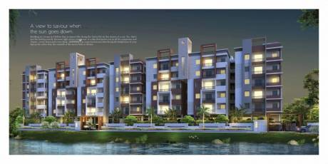 1321 sqft, 2 bhk Apartment in ECMAS Pebbles Bay Miyapur, Hyderabad at Rs. 52.8400 Lacs
