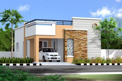 1200 sqft, 2 bhk IndependentHouse in Builder Madha VHS Town Green garden Porur, Chennai at Rs. 56.0000 Lacs