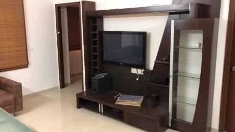 1500 sqft, 3 bhk Apartment in Mahendra Patel Builders Gangotri Exotica Gotri Road, Vadodara at Rs. 25000