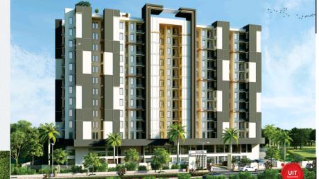613 sqft, 1 bhk Apartment in Neelkanth Apartments Borkhandi, Kota at Rs. 9.9000 Lacs