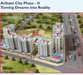 561 sqft, 1 bhk Apartment in Arihant City Phase II Buillding F G H I J Bhiwandi, Mumbai at Rs. 38.0000 Lacs