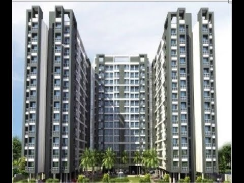 660 sqft, 2 bhk Apartment in Puraniks Tokyo Bay Thane West, Mumbai at Rs. 75.0000 Lacs