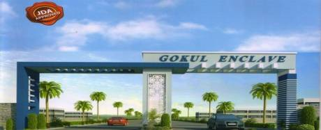 1350 sqft, Plot in Gokul Kripa Enclave Daulatpura, Jaipur at Rs. 10.8800 Lacs