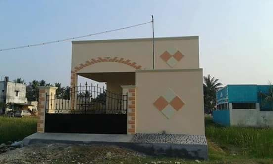 800 sqft, 1 bhk Villa in Builder DTCP approved villas in chengalpattu Chengalpattu, Chennai at Rs. 12.4000 Lacs
