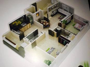 980 sqft, 2 bhk Apartment in Builder Project Mankapur, Nagpur at Rs. 40.0000 Lacs