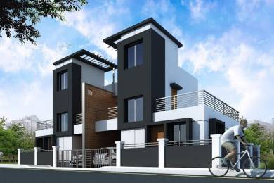 1000 sqft, 3 bhk Villa in Hallmark Properties Pune Purple Touch Lohegaon, Pune at Rs. 45.0000 Lacs