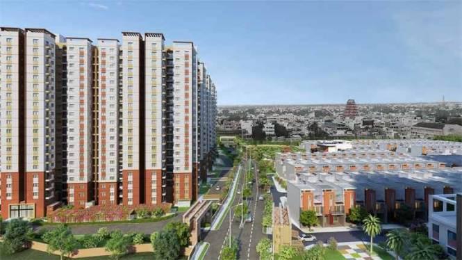 522 sqft, 2 bhk Apartment in Shriram Divine City Mangadu, Chennai at Rs. 25.0000 Lacs