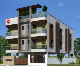 800 sqft, 2 bhk Apartment in Poomalai Akshara Perungudi, Chennai at Rs. 38.4000 Lacs