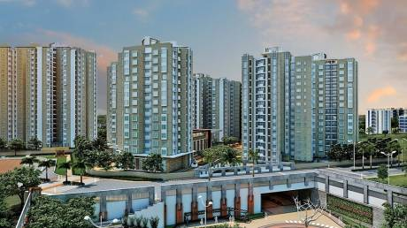 1047 sqft, 2 bhk Apartment in DivyaSree Republic of Whitefield Brookefield, Bangalore at Rs. 83.5000 Lacs