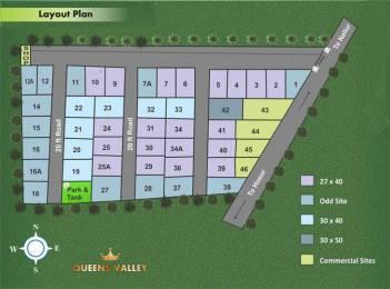 640 sqft, 2 bhk Villa in Builder buildana groups trend city Hosur, Bangalore at Rs. 16.7400 Lacs