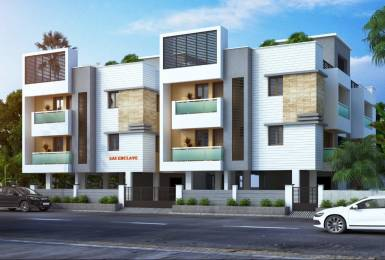 985 sqft, 2 bhk Apartment in Builder Project Thiruvanmiyur, Chennai at Rs. 1.2120 Cr