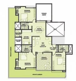 1669 sqft, 3 bhk Apartment in Pate Kimaya Bibwewadi, Pune at Rs. 18500