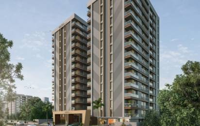 1267 sqft, 2 bhk Apartment in Builder oliva heights Althan Canal Road, Surat at Rs. 49.0456 Lacs