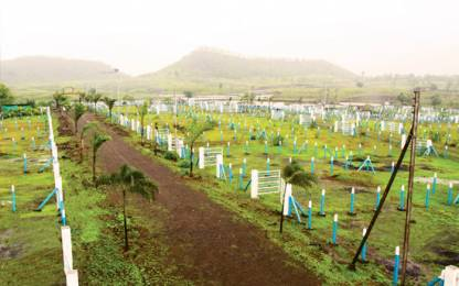 2217 sqft, Plot in Builder Mirador Oasis Estate Kukambe Shahapur Maharashtra Thane, Mumbai at Rs. 14.4105 Lacs
