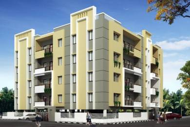 644 sqft, 2 bhk Apartment in Builder VNK Andul, Kolkata at Rs. 14.4900 Lacs