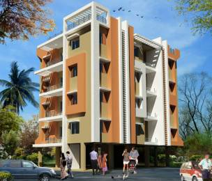740 sqft, 3 bhk Apartment in Builder Project Mourigram, Kolkata at Rs. 14.8000 Lacs