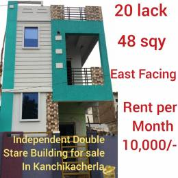 432 sqft, 2 bhk IndependentHouse in Builder Independent Double stare Building Kanchikacherla, Vijayawada at Rs. 20.0000 Lacs