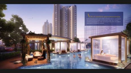 1400 sqft, 2 bhk Apartment in Shalimar Oneworld Vista gomti nagar extension, Lucknow at Rs. 53.9000 Lacs