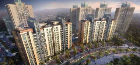 2200 sqft, 3 bhk Apartment in Builder Shalimar Belvedere Court gomti nagar extension, Lucknow at Rs. 95.5000 Lacs