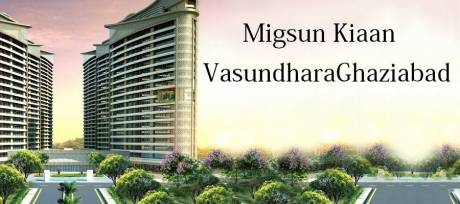 1795 sqft, 4 bhk Apartment in Migsun Kiaan Sector 14 Vasundhara, Ghaziabad at Rs. 1.1414 Cr