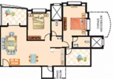 1162 sqft, 2 bhk Apartment in Chaitanya Platinum Balewadi, Pune at Rs. 22000
