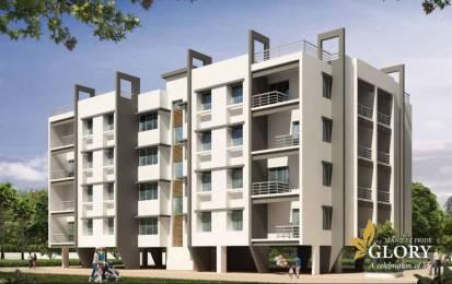 950 sqft, 1 bhk Apartment in Pride Ventures Manjeet Pride Glory Satara Parisar, Aurangabad at Rs. 24.0000 Lacs