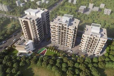 1400 sqft, 3 bhk Apartment in Builder pride century Pannalal Nagar, Aurangabad at Rs. 88.0000 Lacs