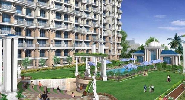 1105 sqft, 2 bhk Apartment in Tharwani Rosewood Heights Kharghar, Mumbai at Rs. 1.2500 Cr