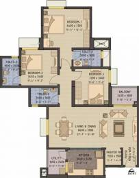 1714 sqft, 3 bhk Apartment in Sobha Forest View Talaghattapura, Bangalore at Rs. 26000