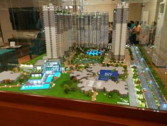 870 sqft, 2 bhk Apartment in Shri Radha Sky Park Sky Garden Phase 2 Sector 16B Noida Extension, Greater Noida at Rs. 26.0000 Lacs