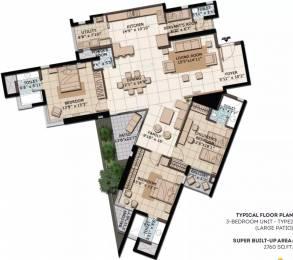 2760 sqft, 3 bhk Apartment in Brigade Exotica Budigere Cross, Bangalore at Rs. 35000