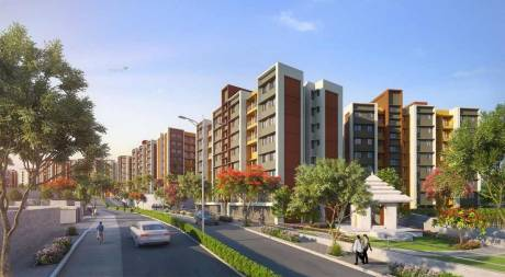 680 sqft, 2 bhk Apartment in Builder Puranik Future city Neral, Mumbai at Rs. 25.0000 Lacs