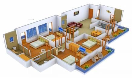 2193 sqft, 4 bhk Apartment in CHD Avenue 71 Sector 71, Gurgaon at Rs. 30000